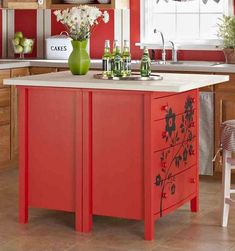 DIY:: #8  Kitchen Islands For Every Budget and Ability !