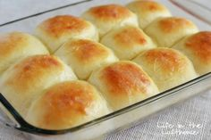 I know the title is pretty bold, but it could not be any more true. These were the softest, most delicious rolls I've ever had the pleasure of eating. There are so many reasons why I love them, and not just because they taste so good. They were SUPER EASY to make. No kneading... Read More »