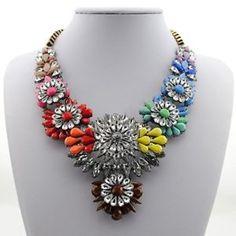 Shourouk inspiried necklace