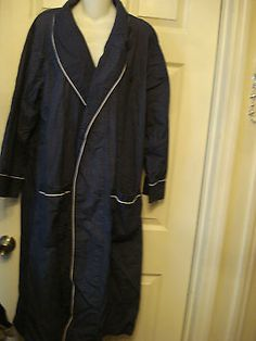 Nautica women s cotton house robe S M - free shipping - BUY NOW ONLY 19.99 7a6faf477