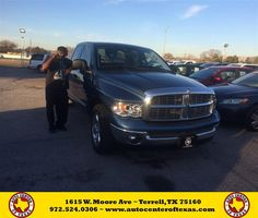 https://flic.kr/p/E3puej   Auto Center of Texas Customer Review   SALESMAN TITO VELEZ AS VERY PROFESSIONAL.INVENTORY IS NICE.I'LL BE HAPPY TO REFER CUSTOMERS HERE!  rennie, deliverymaxx.com/DealerReviews.aspx?DealerCode=QZQH&R...