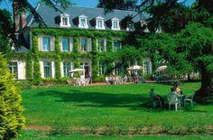 """Hôtel club MMV """" Manoir de la Canche """" dans le Pas-de-Calais - http://bougerenfamille.com/vos-meilleures-vacances-a-la-campagne/"""