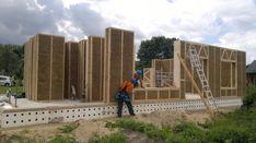 10 materiais de construção inovadores e sustentáveis - AsBoasNovas.com- Ecococon: painéis de palha para construções pré-fabricadas de custo acessível e bom isolamento. Saiba mais.