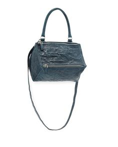 4269557b1a6f GIVENCHY Pandora Small Old Pepe Satchel Bag
