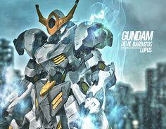 "Check out new work on my @Behance portfolio: ""Digital Imaging Gundam Barbatos"" http://be.net/gallery/51116055/Digital-Imaging-Gundam-Barbatos"