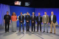 Debate com candidatos à prefeitura faz crescer audiência da Globo