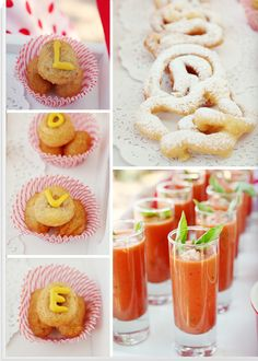 Carnival inspired catering by Catering with a Twist, coordinated by Stylish Happenings, photo by Jessica Monnich Photography Catering Ideas, Dessert Tables, Happenings, Recipe Of The Day, Wedding Blog, Special Events, Carnival, Food And Drink, Inspired