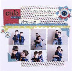 cub scout brothers page