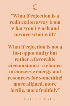 Wise Words on Rejection: What if rejection is a redirection toward your true purpose? It's a word many of us live in fear of. We habitually misinterpret rejection as a bad t - Words Quotes, Me Quotes, Motivational Quotes, Inspirational Quotes, Friend Quotes, Happy Quotes, Wisdom Quotes, The Words, This Is Us Quotes