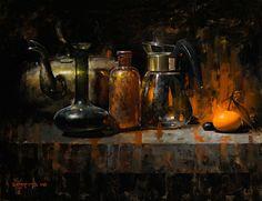 David Cheifetz, 1981 ~ American Still Life painter | Tutt'Art@ | Pittura * Scultura * Poesia * Musica |