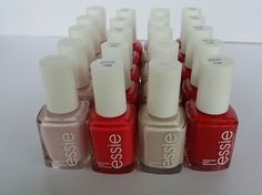 20 ESSIE Wholesale Nail Polish PINK,NUDE BERRY Baby Bridal Shower Party Favor  #Essie