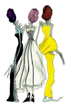 Dior Haute Couture Spring 2013 by Achraf Amiri.