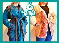 Abrigos de lana, combinados y de colores. En liquidación Otoño! #Trelew #Pecarasguapa #otoño #liquidacion #abrigo #tendencias #2015 #UnaStudio
