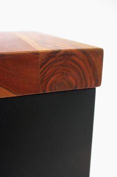 SOBU Hinge Side Table Detail