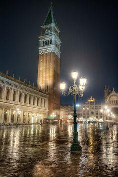 Venice, Italy. Checked!