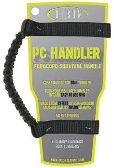 Bison Designs Paracord Handler - 30 fl. oz.