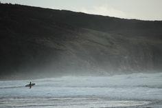 Surfing, Praa Sands