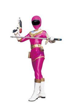 Power Rangers Zeo- Pink Ranger
