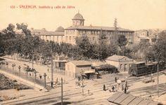 Calle Játiva c. 1915