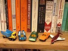 Vintage Corgi Lesney Cars - http://www.matchbox-lesney.com/41206