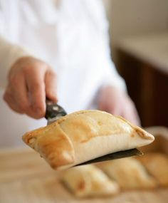 Recipe: The perfect pie in six steps - Recipe: The perfect pie in six steps - Beef Empanadas, Empanadas Recipe, Mexican Dinner Recipes, Cuban Recipes, Pasty Recipe Michigan, Quiches, Chilean Recipes, Latin Food, Saveur