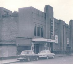 The old Odeon in the London Road. Chips eaten out of newspaper on the walk home. After decades of neglect and dereliction this Listed Building has now been refurbished and is a cinema again). London Colney, Listed Building, St Albans, Stage Show, Morning Pictures, Saturday Morning, Newspaper, Childhood Memories, Places Ive Been