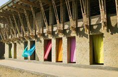 Meti School Handmade | Rudrapur, Bangladesh | Anna Heringer Architecture, Eike Roswag