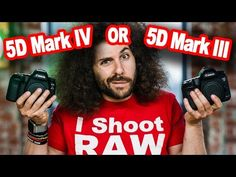 Canon 5D Mark IV or Canon 5D Mark III : Which one is right for you? - YouTube