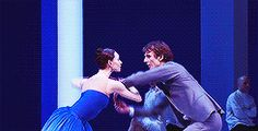 The Bolshoi Ballet's The Taming of the Shrew. Olga Smirnova & Semyon Chudin.