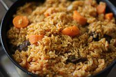 Jollof Rice (Ghana Style) | My African Food Map