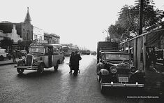 Street View, Vintage, Argentina, Old Photography, Countries, Cities, Fotografia, Vintage Comics