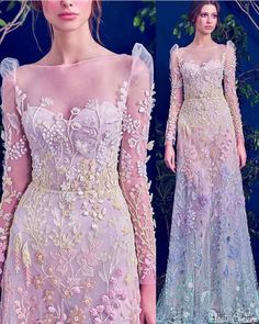 Cheap dress taiwan, Buy Quality gown manufacturers directly from China gowns robes Suppliers: Sexy Deep V Neck Bridal Gowns Robe De Mariage Chiffon Appliques Bride Dress Lace Mermaid Backless Wedding Dresses Couture Dresses, Bridal Dresses, Wedding Gowns, Fashion Dresses, Prom Dresses, Beautiful Gowns, Beautiful Outfits, Modern Filipiniana Dress, Smocks