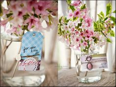 13 decoraciones para bodas reciclando frascos - Las Manualidades