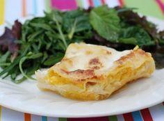 Butternut Squash Lasagna | Kitchen Gardeners International