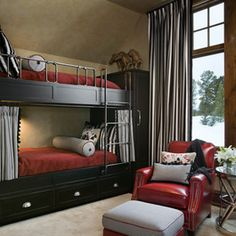 Teen Boy Bedroom Design Ideas, Pictures, Remodel, and Decor - page 83