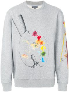 Lanvin embroidered sweater