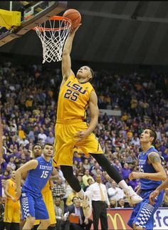 Ben Simmons with layup on Kentucky Ben Simmons 0ea54199d