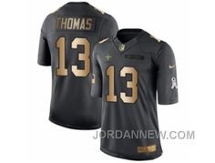 http://www.jordannew.com/mens-nike-new-orleans-saints-13-michael-thomas-limited-black-gold-salute-to-service-nfl-jersey-top-deals.html MEN'S NIKE NEW ORLEANS SAINTS #13 MICHAEL THOMAS LIMITED BLACK GOLD SALUTE TO SERVICE NFL JERSEY TOP DEALS Only $23.00 , Free Shipping!