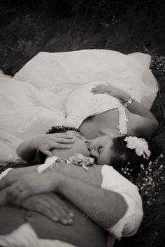 Gorgeous Wedding Photo - I Love the Angle
