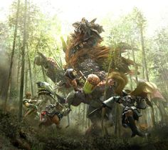 Monster Hunter Frontier G6