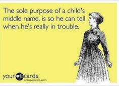Middle name logic