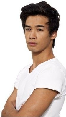 Jordan Rodrigues plays Christian Reed in Dance Academy and he is a fine looking man