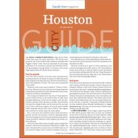 City Guide: Houston Digital Download  by Amy Coffin  Format: PDF    You'll love this guide if you're tracing ancestors in Houston, Texas