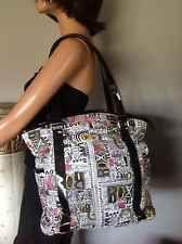 Roxy Bag Purse Designer Fashion Xo Love Multi Messages Images Hip Chic Women