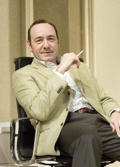Kevin Spacey — chasingspacey: Kevin Spacey, Speed-the-plow. Frank Underwood, Kevin Spacey, Ryan Gosling, Famous Celebrities, Best Actor, Wild West, My Man, Actors & Actresses, Sexy Men