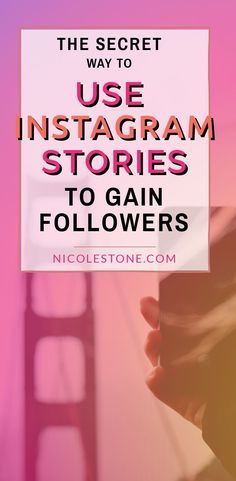 The secret way to gain Instagram followers with stories! Check it out! #instagram #socialmedia #marketing Instagram Marketing Tips, Instagram Tips, Instagram Story, More Instagram Followers, Gain Followers, Instagram Influencer, Social Media Tips, Blog Tips, Weapon