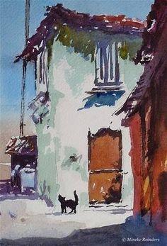 Mineke Reinders nació y se crió en los Países Bajos, y se trasladó a los Estados Unidos en 1986. Después de haber estudiado una carrer...