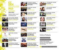 CC Den Hoogen Pad Maldegem // Grafisch ontwerp - Redactioneel ontwerp en lay-out - Logo & Huisstijl