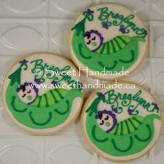 Sweet Handmade Cookies - peapod cookies.