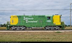 RailPictures.Net Photo: 1605 Illinois Terminal Railroad EMD GP7 at Union, Illinois by Northwest Line